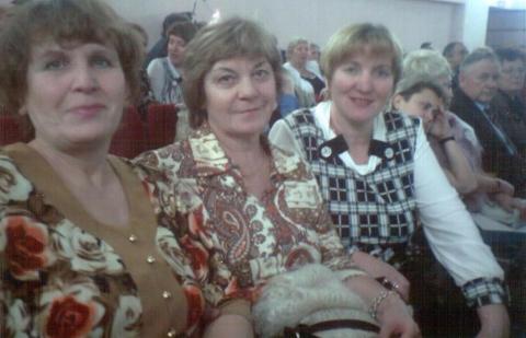 Вечер встречи выпускников - Ангелина Милитоновна Подорова