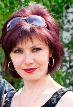 Портрет - Татьяна Викторовна Комлева