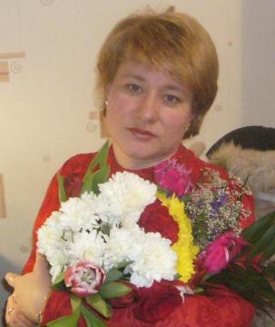 Портрет - Марина Васильевна Самсонкина