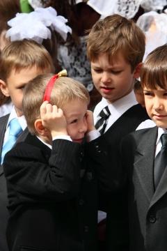Первый и последний звонок - Ольга Ивановна Ехлакова