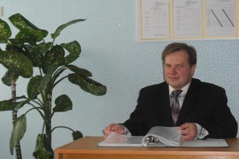 Портрет - Николай Иванович Алейников