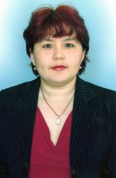Портрет - Раушан Джанекешовна Кусаинова