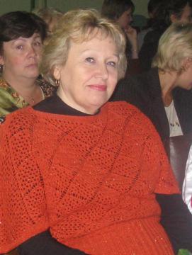 Портрет - Нина Алексеевна Гиясова