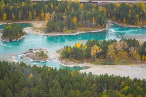 горный алтай в сентябре фото