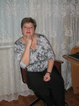 Портрет - Светлана Сергеевна Седова