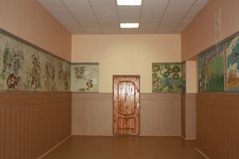 Коридор 2-го этажа. - Средняя общеобразовательная школа 337