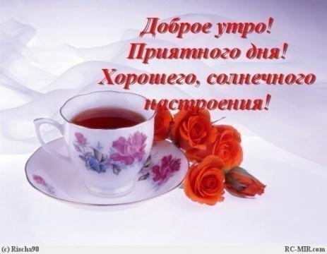 Доброе утро - Светлана Ивановна Селиванова