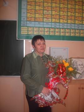 Портрет - Татьяна Николаевна Никулина