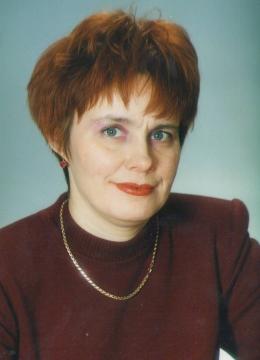 Портрет - Марина Юрьевна Горбачева