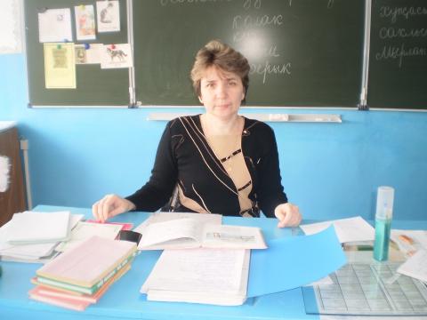 Портрет - Гулия Мансуровна Попова