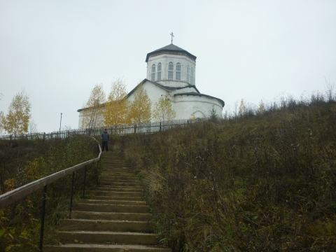 Храм Успения - Татьяна Алексеевна Кузнецова