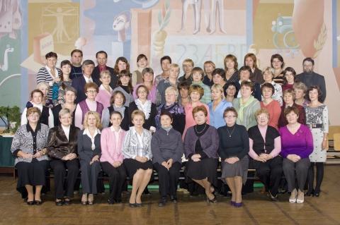 Коллектив нашей школы - Надежда Владимировна Ухтинская
