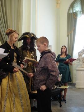 Шульгин Егор 10 лет (5 класс) - Алёна Александровна Соломатина