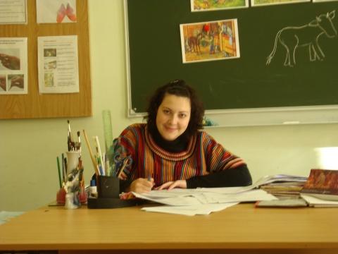 Портрет - Оксана Владимировна Шакирова