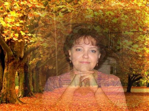 золотая осень - Oksana Gennadjevna G