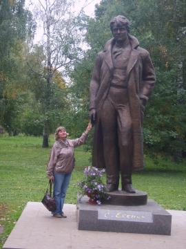 С поэтом за руку - Юлия Васильевна Талалаева