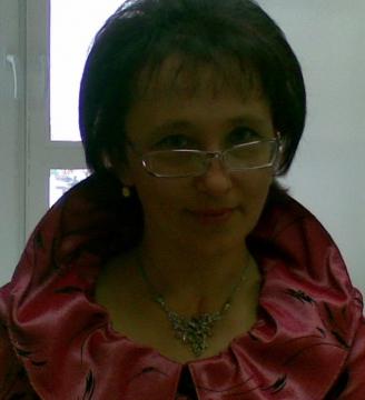 Портрет - Резеда Рамилевна Кильметьева