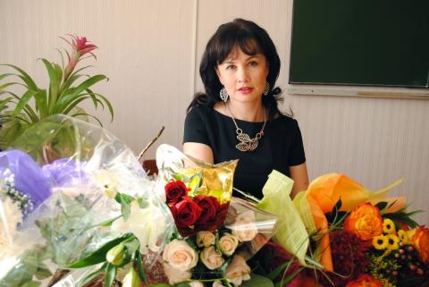 Портрет - Резеда Ильдусовна Бикметова