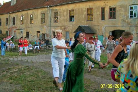 Праздник в замке Инстербург - Алла Константиновна Кукушкина