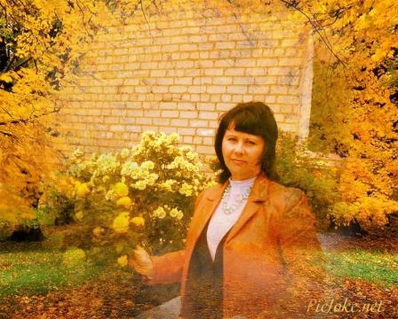 Портрет - Тамара Нодариевна Саенко