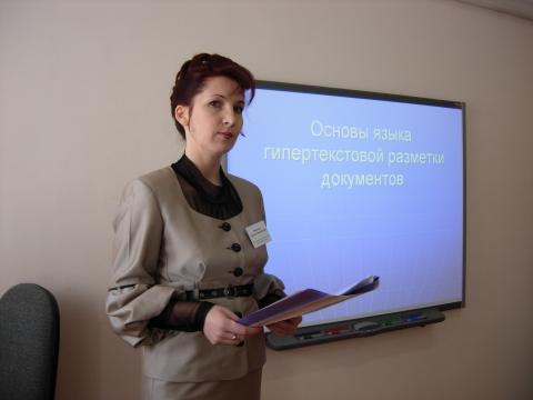 Урок информатики - Лариса Альбертовна Мирецкая