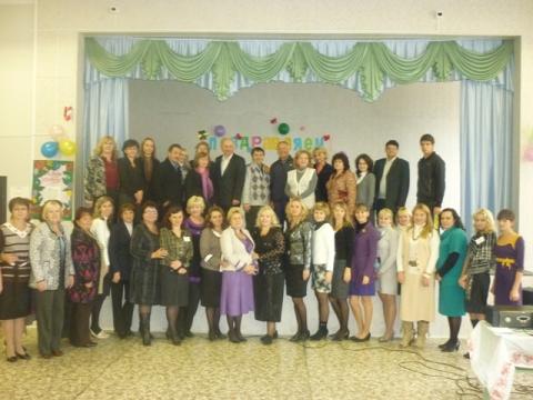 преподавательский состав 2011-2012 учебный год - МОУ СОШ №27
