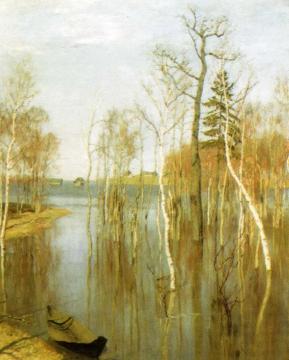 Весна. Большая вода - Наталья Терентьевна Морозова