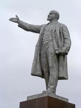 Ленин у ХБК 1 - Александр Владимирович Серолапкин