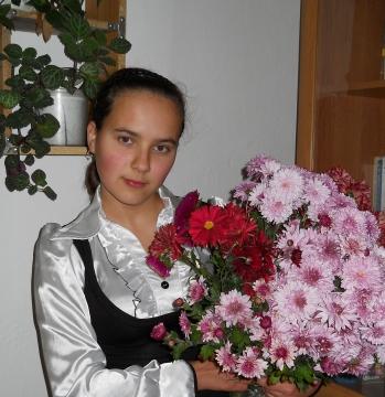 Портрет - Александра Александровна Емельянова