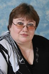 Портрет - Любовь Михайловна Никритина