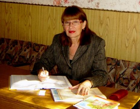 Учитель истории Василенко Л.Н. - Акимовская общеобразовательная школа №1