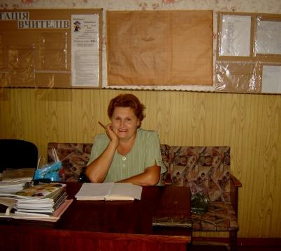 Учитель математики Горшкова Н.И. - Акимовская общеобразовательная школа №1