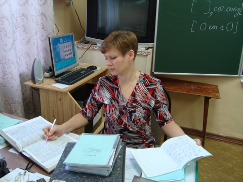 Портрет - Ольга Анатольевна Елисеева
