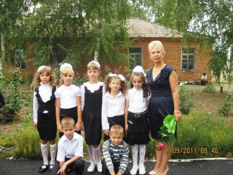 Мой класс - Леся Павловна Подрезова