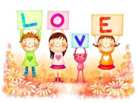 Любим всех