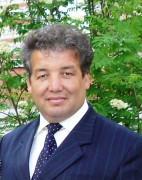 Портрет - Салават Хызырович Булатов