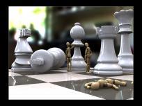 Если позиция такова, что никто из партнеров не может поставить мат, ,.......... - Михаил Васильевич Николаев