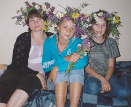 Лето - Оксана Валентиновна Читаева