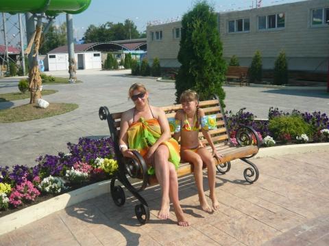 аквапарк Джубга-2011 - Ирина Ивановна Курганская