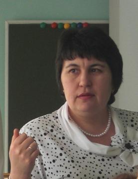 Портрет - Алия Масхутовна Мухаммадиева