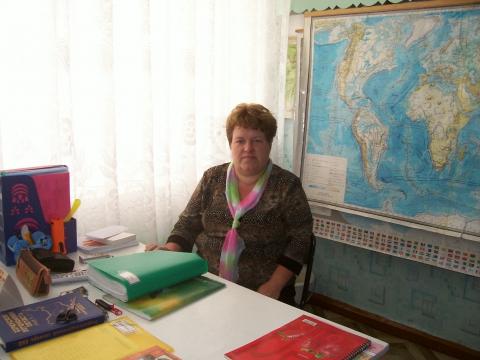 Портрет - Наталья Ильинична Цыганкова