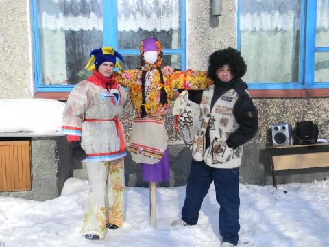 Петрушка и леший - Татьяна Евгеньевна Осокина