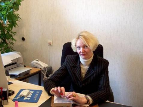 Директор - Рижская основная школа `Пардаугава`