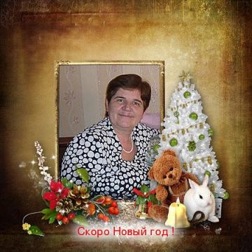 Портрет - Валентина Викторовна Кладиёва