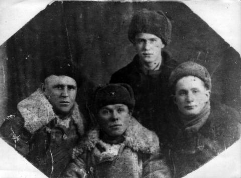 Василий (?), Андрей (?), Н. Желудков, ... (?) - Александр Николаевич Соколов