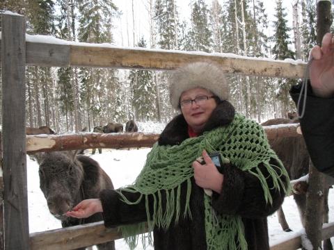 Вкусная морковка - Ирина Валентиновна Лебедева