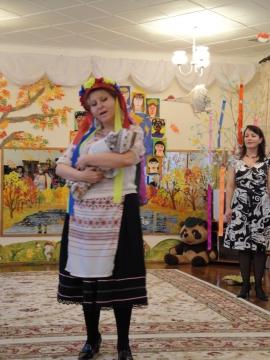 Всех народов мамы нам нужны - Елена Григорьевна Матиевская