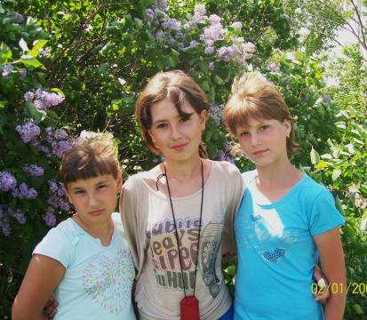 мои красавицы - Анна Григорьевна Дарьина