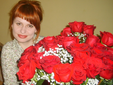 Портрет - Оксана Александровна Лаврик