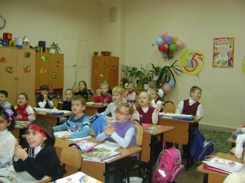 На уроке - Ольга Игоревна Баранцева